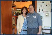 Jeff and Julie Hagman